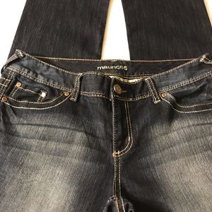 Maurices Washed Jeans Size 11-12 S  New